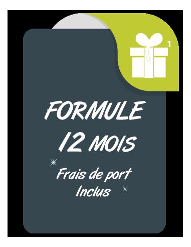 Formule 12 MOIS